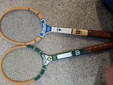 New listing Vintage tennis racquet set