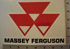 Massey Ferguson sticker decal large International Harvester IMCA NHRA
