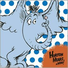 HORTON HEARS A WHO LARGE NAPKINS (16) ~ Seuss Birthday Party Supplies Dinner