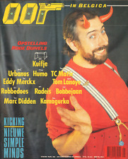 MAGAZINE OOR 1985 nr. 21 - SPECIAL BELGIE MET O.A. KAMAGURKA / URBANUS /TC MATIC