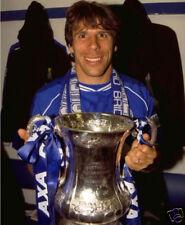 Chelsea Legend Gianfranco Zola Awsome 10x8 Photo
