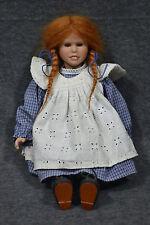 Doll, Collectors Doll, Lisa, by Christel flörchinger, 77 of 150, 31 cm