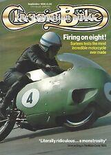 Moto Guzzi V8 500cc AJS Model 20 John Surtees 1000 DOHC DVJ Dyson Vincent Jawa