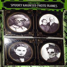 Halloween 3D Holographic Haunted Spooky Family Photo Card Frames CHANGING FACES