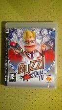 Juego Sony PlayStation 3 PS3 BUZZ! Quiz TV