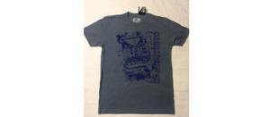 NEW! Bad Boy Badboy MMA Mixed Martial Arts Men's T Shirt - Indigo Blue - Sz L