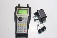 Occasion / Used : Mesureur champs UNAOHM DaTuM 10 VHF UHF ANLG & DIGI Meter (B)