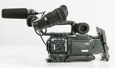Jvc Hd Video Camera Gy-Hd100 Hdv ,V mount battery adapt
