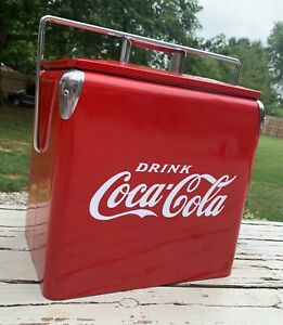 Vintage Style Coca-Cola 9inch Decal made of High Quality Indoor/Outdoor Vinyl