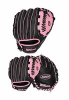 "Wilson A200 Girl's 10"" Tball Tee Ball Softball Right Hand Throw Baseball Glove"