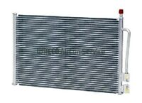 WAECO Kondensator Klimaanlage 8880400265 für FORD FIESTA 5 FUSION Mazda 2DY