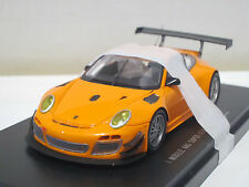 Porsche 911 GT3-R 997 2013 orange 1/43 EBBRO Japan Resin
