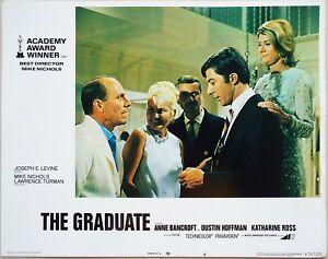 The Graduate 1972  Dustin Hoffman & parents William Daniels & Elizabeth Wilson!