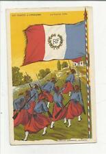 80494 CARTOLINA PRIMA GUERRA MONDIALE LES TURCOS A CHARLEROI LA GUERRE 1914