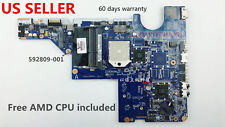 592809-001 Motherboard for Hp Cq42 G42, Cq62 G62 Amd Laptop, Us Loc A