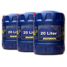60 (3x20) Liter MANNOL Multi UTTO WB 101 Getriebeöl/ Hydrauliköl/ Schlepper