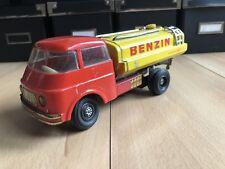 MSB BENZIN LKW DDR Spielzeug