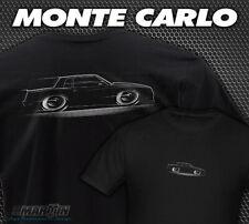 T-Shirt '83-'88 Monte Carlo SS Chevy Chevrolet 1983 1984 1985 1986 1987 1988
