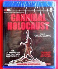 cannibal holocaust ruggero deodato francesca ciardi luca barbareschi rare bluray