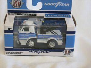 M2 Machines Walmart Exclusive WMTS09 Goodyear '66 Dodge L600 Tow Truck