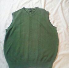 Cypress Links men's sweater vest size XL 100% Cotton NEW