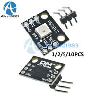 1/2/5/10PCS RGB 5050 WS2812 WS2811 LED Breakout module For arduino