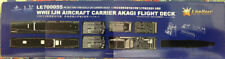 "1/700 IJN aircraft carrier ""Akagi"" model kit + full Lion Roar PE/Resin set"
