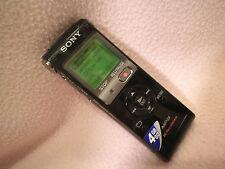 REGISTRATORE VOCALE DIGITALE SONY ICD-UX300 4GB STEREO + USB OTTIMO