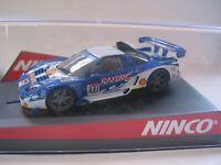 NINCO 50373 HONDA NSX RAYBRIG  MINT BOX CAR