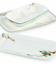 Simply Fine Lenox Dinnerware Serve It Up! Chirp 3 Piece Serving Set