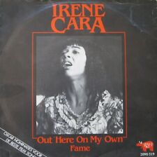 """IRENE CARA - OUT HERE ON MY OWN / FAME   - VINYL 7""""  - 45 RPM"""