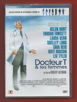 DVD - Doctor Camiseta Et Les Mujeres con Richard Gere