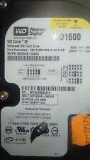"Disque dur 3,5"" Western WD1600JB-00GVC0 HS 0093"