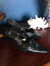 Corelli Leather Solid Heels for Women