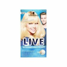 2 x Schwarzkopf Live Color Xxl 00A Absolute Platinum Permanent Blonde Hair Dye