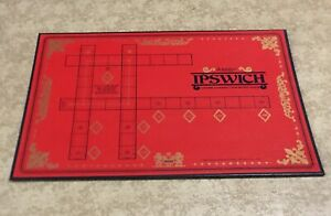 Vintage 1983 SCRABBLE IPSWICH Replacement Piece Part 1 GAME BOARD ONLY