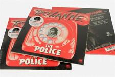 "THE POLICE   Roxanne   RSD 2018 SEALED 7"" RED Vinyl Single  "