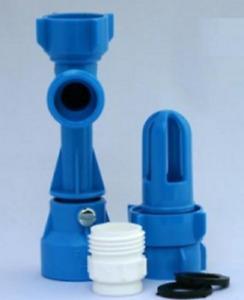 Waterbed Fill and Drain Kit with Super Pump (Venturi Pump)