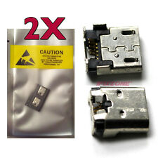 2 x New Micro USB Charging Sync Port For Nokia Lumia 638 640 640 XL 730 735 USA