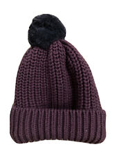 New! Baby GAP Purple Knitted Bobble Hat 6-12 Months
