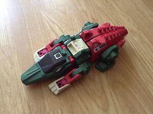 Transformer headmaster skull cruncher g1