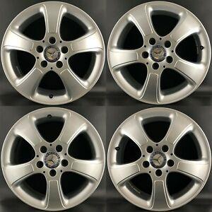 4 Alufelgen 6JX16 für Mercedes-Benz A-Klasse W169 B-Klasse W245 , A169 401 10 02