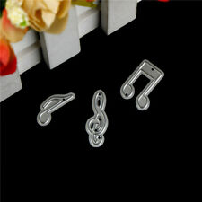 3pcs Note Design Metal Cutting Die For DIY Scrapbooking Album Paper Cards SPM0BP