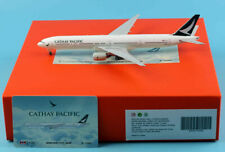 JC Wings 1:400 Cathay Pacific Boeing B777-300 'New Colours - Flaps Up' B-HNS