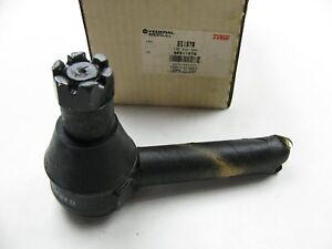 TRW ES187R Front Right Outer Steering Tie Rod End