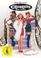 ALICIA SILVERSTONE - CLUELESS   DVD NEU AMY HECKERLING