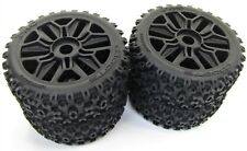 """Arrma TYPHON 4x4 3s BLX - TIRES & Wheels (tyres rims DBoots """"2HO""""  AR102696"""