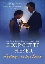 Footsteps in the Dark (Country House Mysteries) by Heyer, Georgette