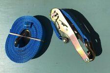 5000kg Ergo Maniglia solo Pull Down Cricchetto Cinturino 50mm di larghezza