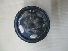 VAUXHALL CORSA C 1.2 16V Z12XEP  CRANK PULLEY PART 90572867 FROM 2004 YEAR